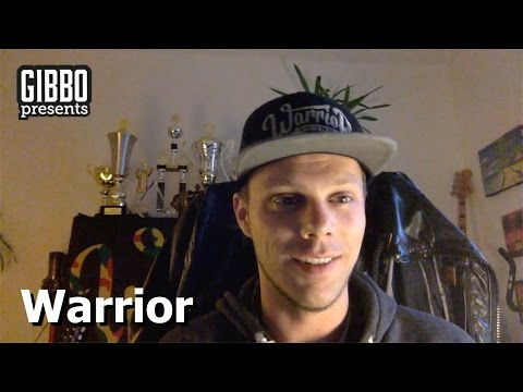 Interview with Warrior Sound @ Gibbo Presents [4/25/2016]