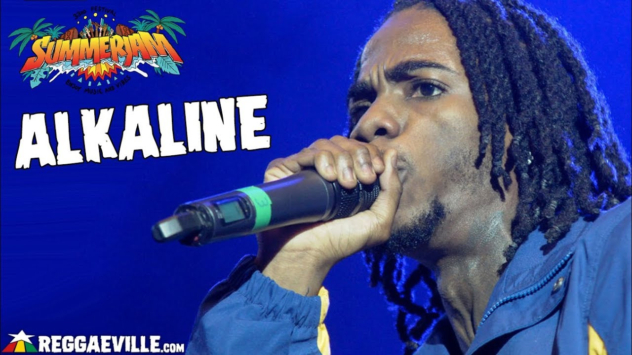 Alkaline in Cologne, Germany @ SummerJam 2018 [7/7/2018]