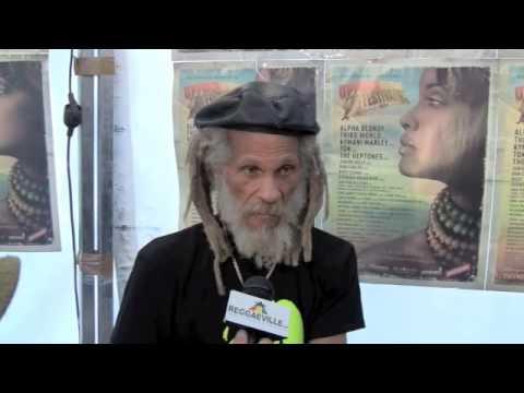 Inna De Yard Interview @Uppsala Reggae Festival [8/8/2009]