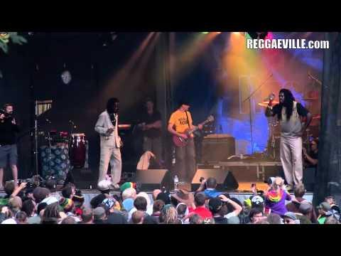 Sugar Roy & Conrad Crystal @ Reggae Jam [8/7/2011]