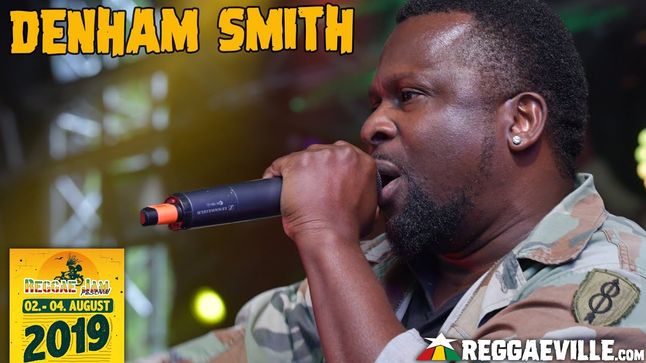 Denham Smith & The Evolution @ Reggae Jam 2019 [8/2/2019]
