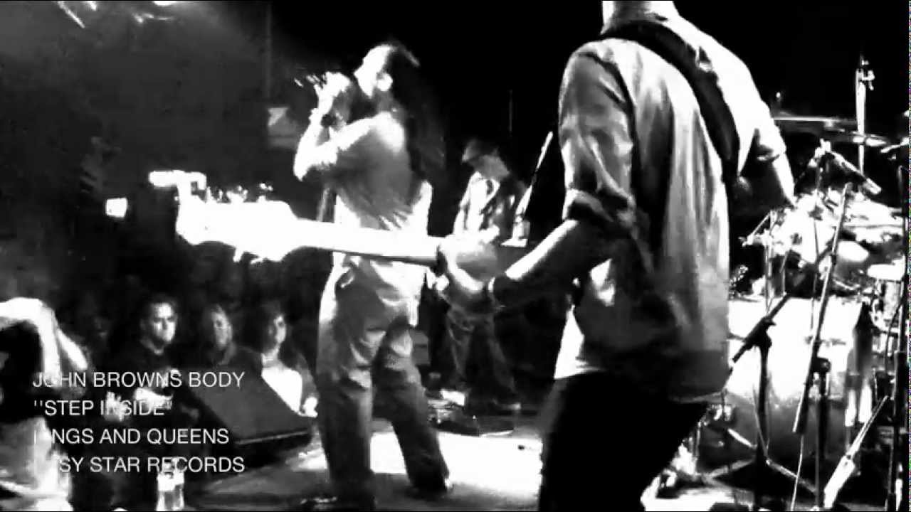 John Brown`s Body - Step Inside [3/26/2013]