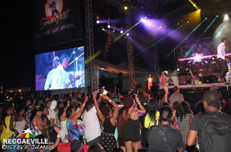 Photos Reggae Sumfest In Montego Bay Jamaica Catherine - Reggae sumfest