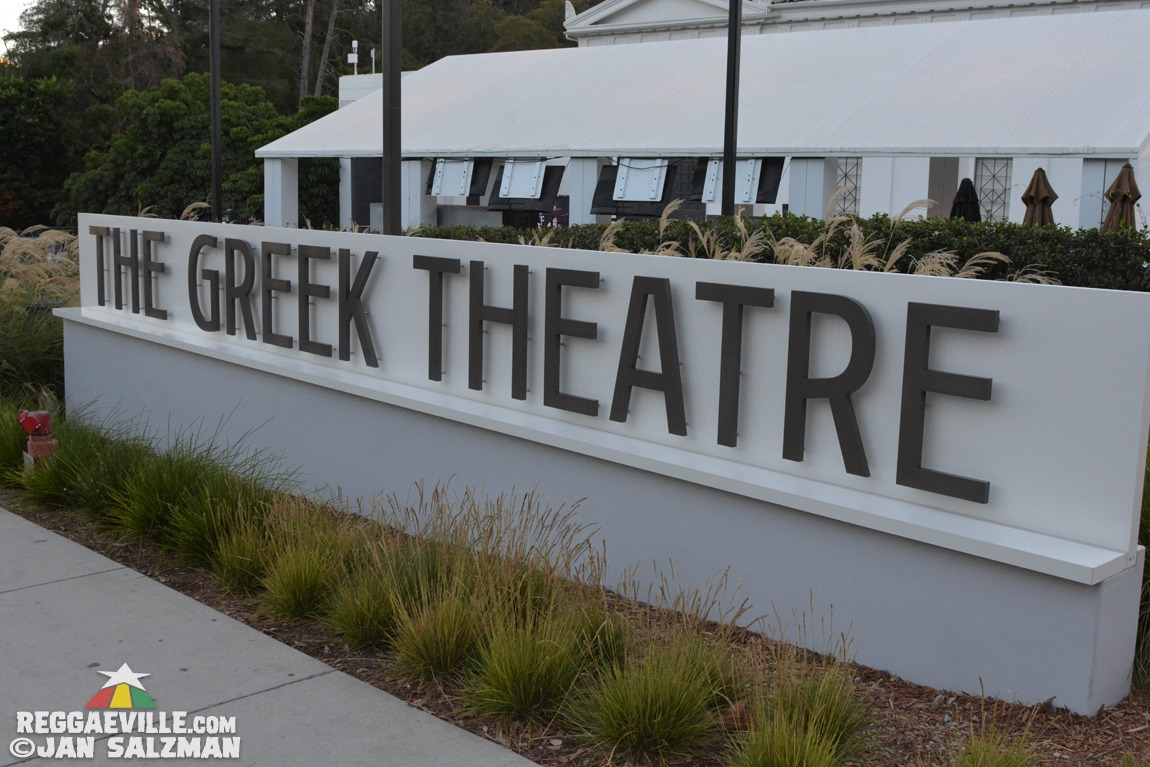 Thievery Corporation & Chronixx @ The  Greek Theatre in Los Angeles, CA
