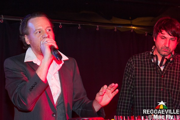 Sentinel Sound & David Rodigan @Dubs Full Hundred 2012