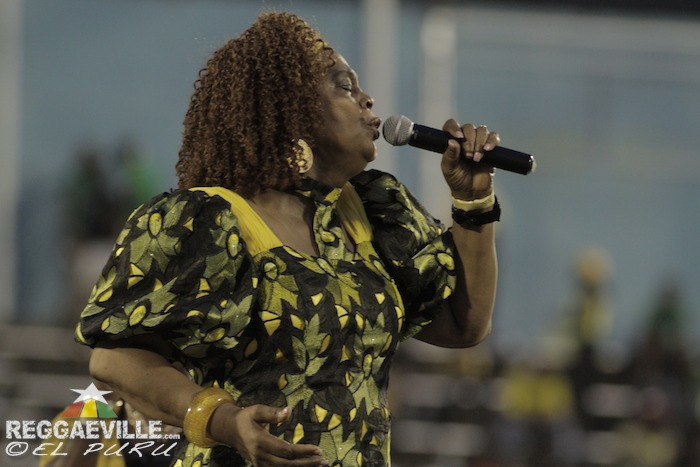 Photos di blueprint in kingston jamaica national stadium 862013 jamaica 51st independence grand gala celebration malvernweather Image collections