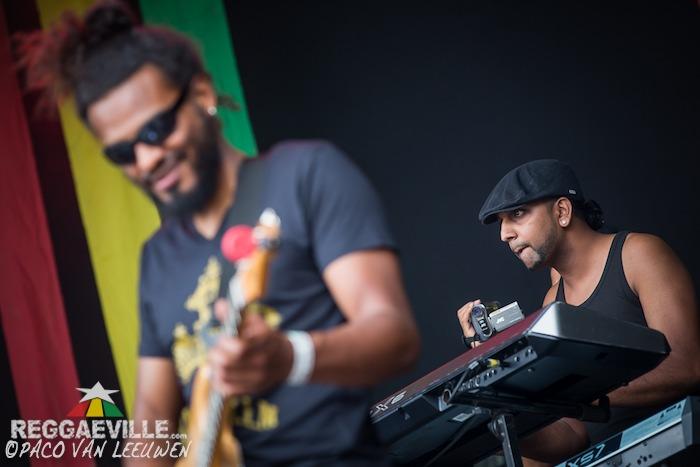 Rapha Pico @Reggae Geel 2014