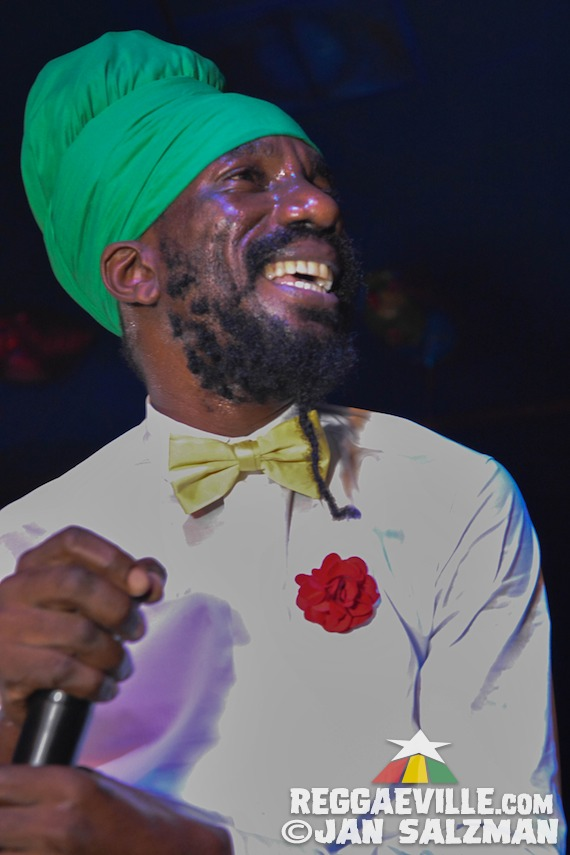 Inglewood (CA) United States  city pictures gallery : Photos: Sizzla in Inglewood, CA, United States @ Savoy 9/24/2016 ...
