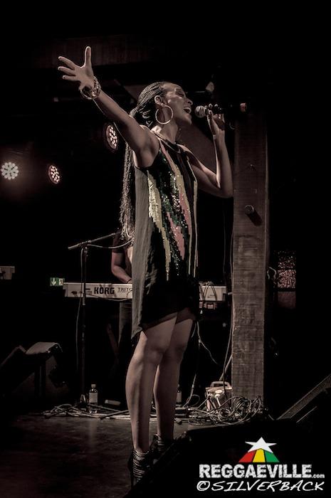 Review & Photos: Tarrus Riley & Blak Soil Band in Hamburg