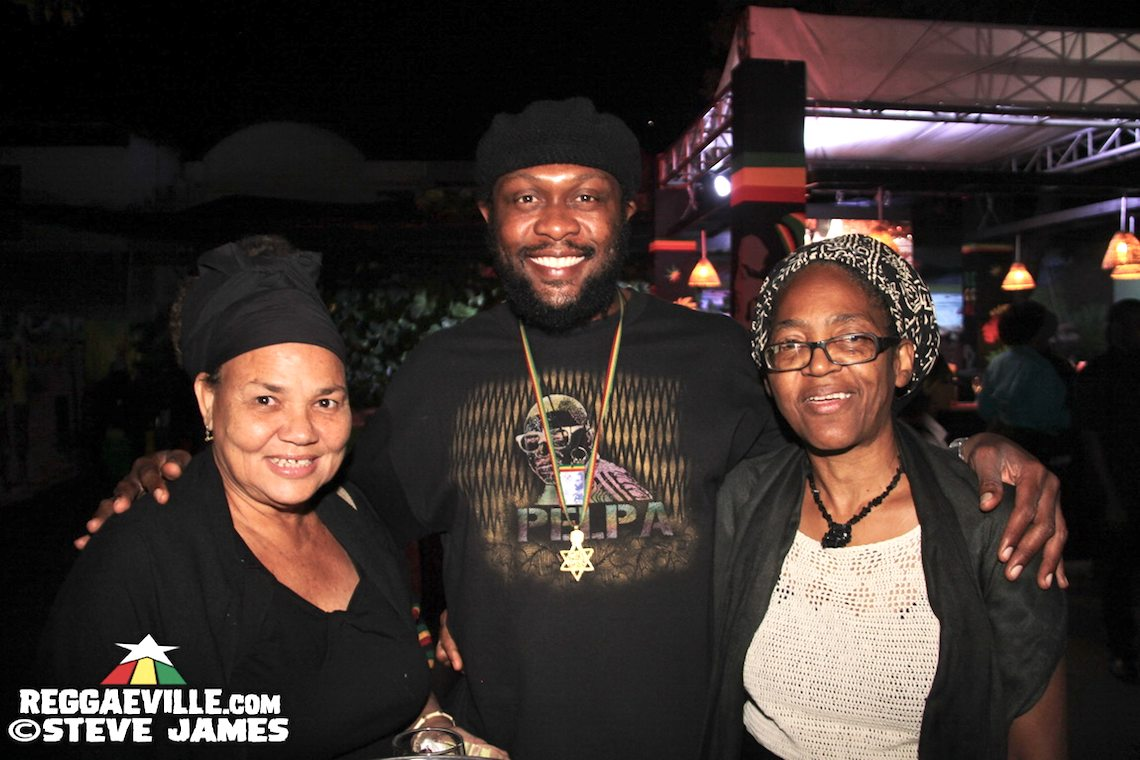 Launch ob Bob Marley's 72nd Birthday Celebrations in Kingston, Jamaica