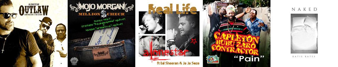 Reggae Grammy for Ed Sheeran, Chronixx & Sean Paul with