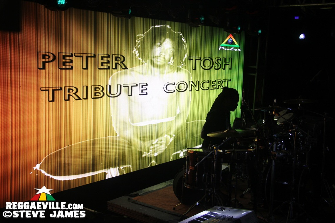 Peter Tosh Museum - All-Star Benefit Concert in Kingston, Jamaica