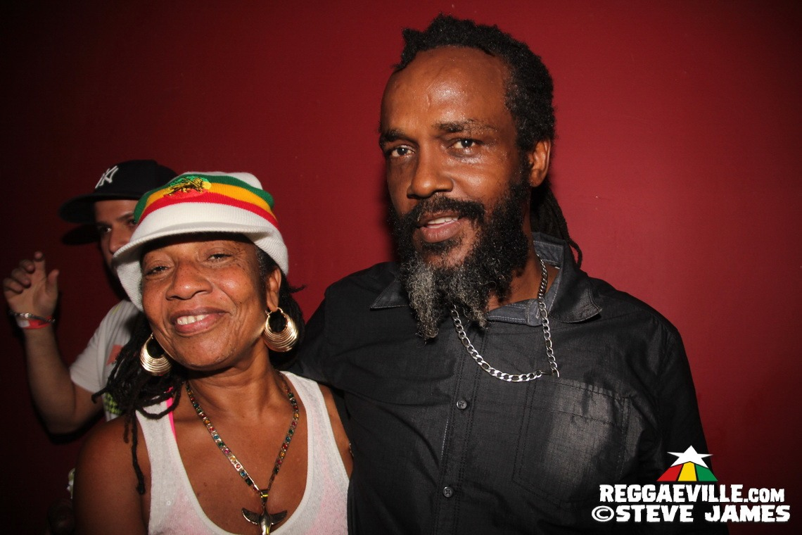 Backstage Vibes @ Peter Tosh Museum - All-Star Benefit Concert in Kingston, Jamaica