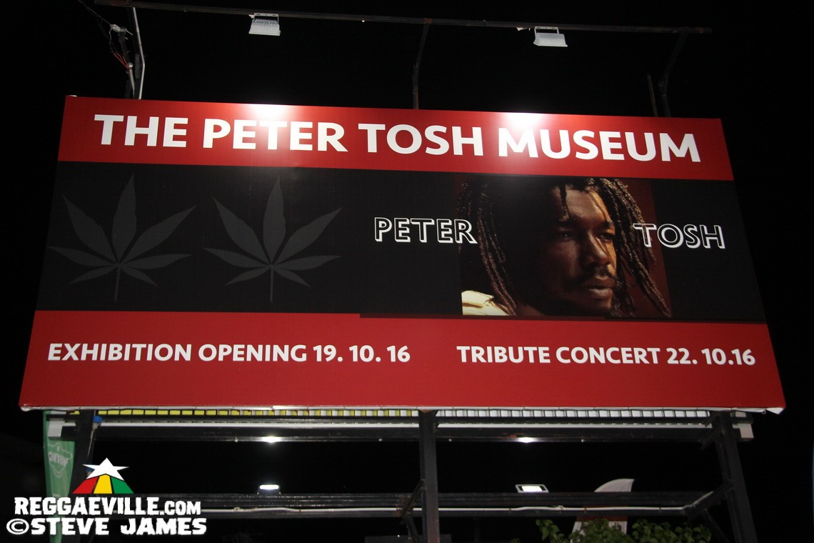 Peter Tosh Museum Opening in Kingston, Jamaica