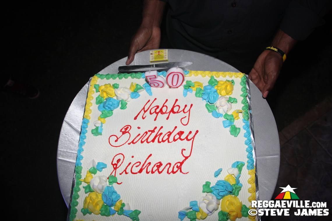 Photos Richie Stephens 50th Birthday Celebration in Kingston